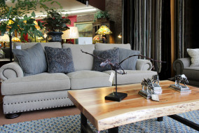 Sofa and Decor