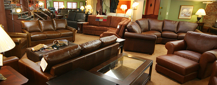 recliners, leather recliners, motion seating and reclining chairs image